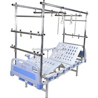 2-rocker Orthopedic Traction Bed
