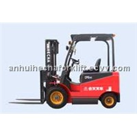 2 ton electric Ac  forklift