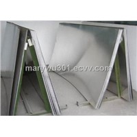 2B, BA Finished Stainless Steel Sheet