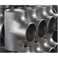 321 Forged Stainless Steel Reducing Tee for Papermaking