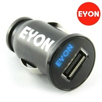 3.1A mini usb car charger for mobile phone