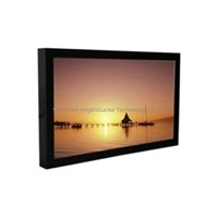"46"" inch Outdoor TFT LCD Advertising Display Equipment MOQ 1set"