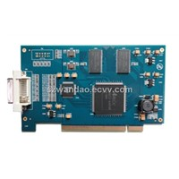 4 CH Hardware Compression High Resolution (704 x576) DVR Card