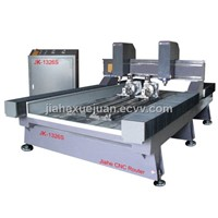 4-axis CNC Stone Engraving Machine JK-1326