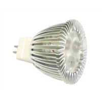 5W CREE LED Spotlight,DC/AC voltage,MR16 (GU5.3)/ GU10