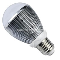 5W LED Bulb with Aluminum Alloy and Diffuser PC Cover