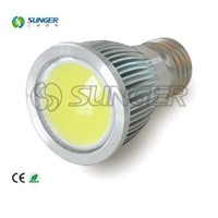 5W LED Spotlight integrated optical source