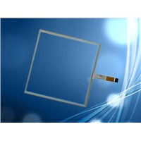 5 wire resistive touch panel