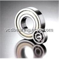 6204 2RS precision deep groove ball bearings