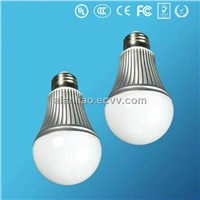7W  A60 E27 Dimmable LED Light Bulb