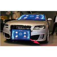 7'' HD Touch Operation Car-pad dvd player for Audi with touch screen GPS navigation,parking guidling