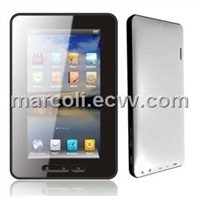 7 inch capacisive tablet pc