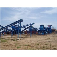 800-1000 TPH Sand Making Production Line