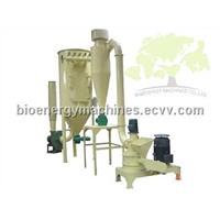 80 mesh wood powder production line