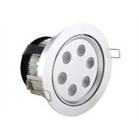 8W LED down lighting,125 Hole,90-264VAC