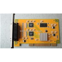 8 Channles Real Time D1 H. 264 Hardware Compression Card