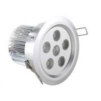 8w LED Down Light,90-264VAC,EDISON/CREE Brand