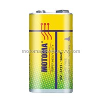 9V 6F22 Super Heavy Duty battery