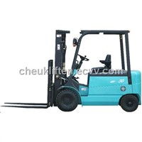 AC 1.5-3.0T Balance Weight Type Electric Forklift