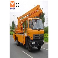 Aerial working platform(Vehicular articulated boom lift )