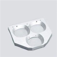 Aluminum cnc machining custom part not for sale