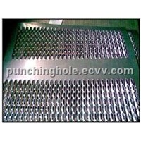 Anti-Skid Perforated Plate
