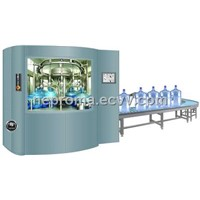 Automatic 5-Gallon Rotating Filling Production Line