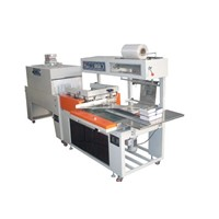 Automatic Side Sealing and Shrink Packing Machine