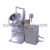 BY-400 Test Coating Mahine of Pharmaceutical Machinery