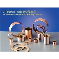 Bimetallic Self-Lubricating Bearing