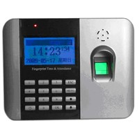 Biometric time attendance and access control system