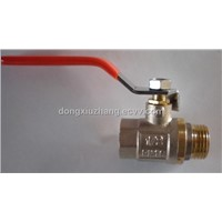 Brass ball valve *FM BSP ends