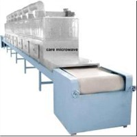 CMS microwave sand core drying and casting equipment