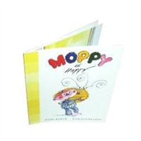 CMYK Colorful Children Softcover Book Printing Services