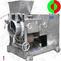 CR-2000 High output stainless steel fish deboner   Shrimp meat extraction machine