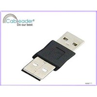 Cableader USB adapter A Male-A Male