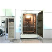 Ceramic tiles PVD vacuum metallizing machine