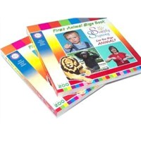 Children board book printing