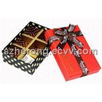 Chocolate Nocelty Gift Music Box with Best Price