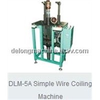 Coil Winding and Inserting Machine DLM-5A