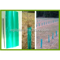 Corrugated Plastic Sheet for Tree Guards Use
