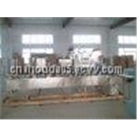 Cup Filling-Sealing-Lid Covering-Finished Product Lifting Machine