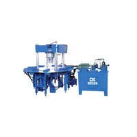 DK-150 Curb brick and color brick hydraulis forming machine
