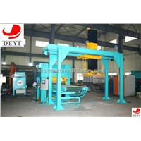 DY1250 Automatic hydraulic brick machine