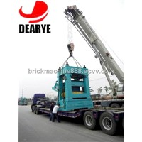 DYS430 Automatic hydraulic brick machine