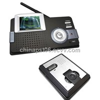 Digital Wireless Video and Audio Door Phone Take Photo Automatically