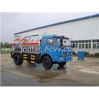 Dongfeng Gully Emptier Tank Truck