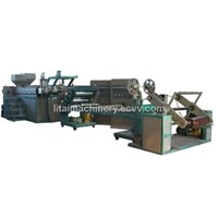Double Layers Sheet Extruder