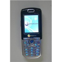 Dual Mode GSM/VoIP Mobile Phone