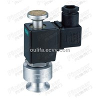 Electromagnetic High Vacuum Charge Valve